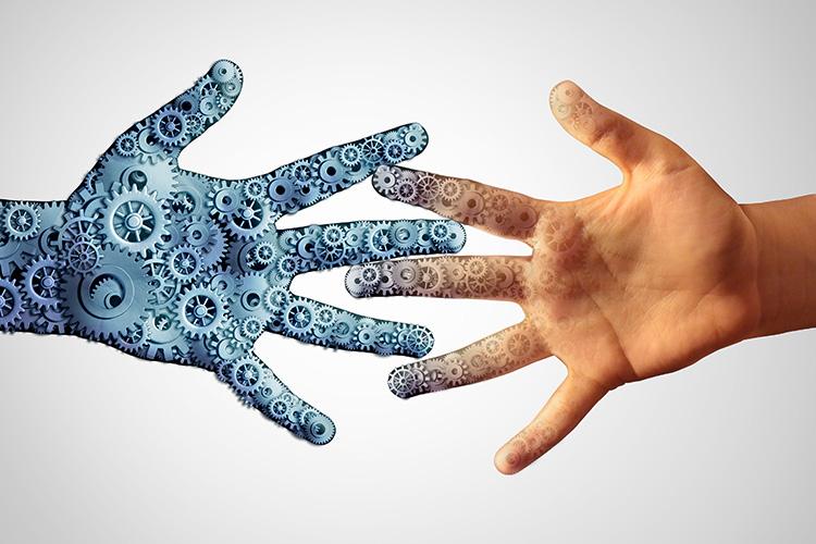 Menschen statt Maschinen